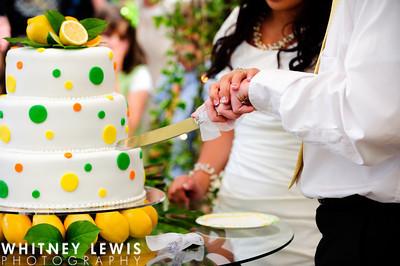 Wedding Cake Cutting Ceremony For Elegant LDS Receptions