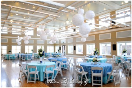 Linens for LDS receptions, photography by Photos by Wendy G, WeddingLDS.info