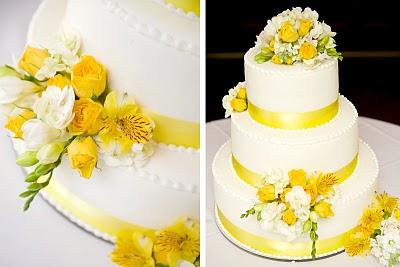 LDS wedding reception cakes