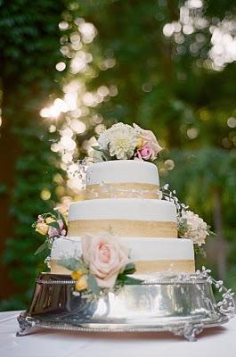 LDS wedding cake size