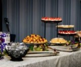Reception Buffet Food Ideas