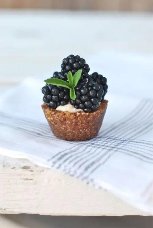 Berry Wedding Dessert