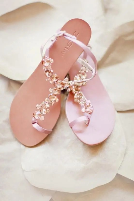 e884c2819d0 Wedding Sandals For Beach. beach bridal sandals. especially for ...