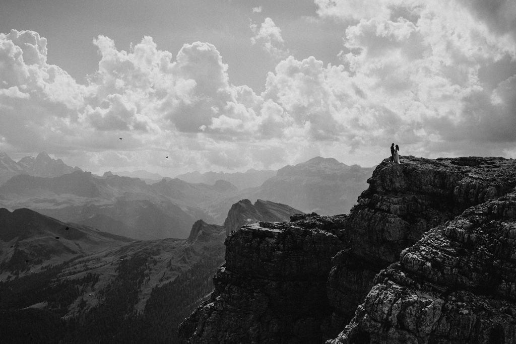 Dolomites Mountain Wedding Isis Sturtewagen