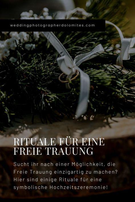 Rituale Für Eine Freie Trauung