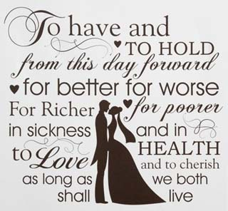 Image result for Wedding Vow Writing Tips