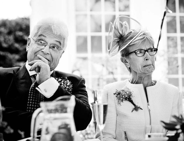 parents at wedding
