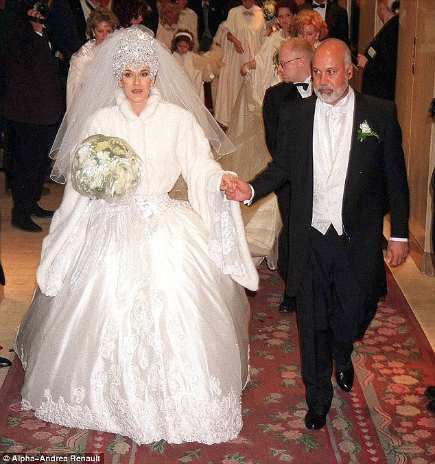 Top 5 Worst Celebrity Wedding Dresses Of All Time