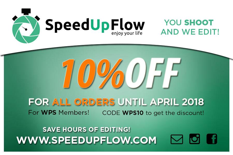 SpeedUpFlow Image Processing