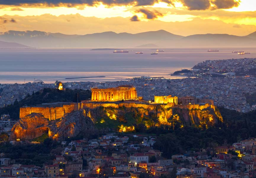 Alluring Athens Greece