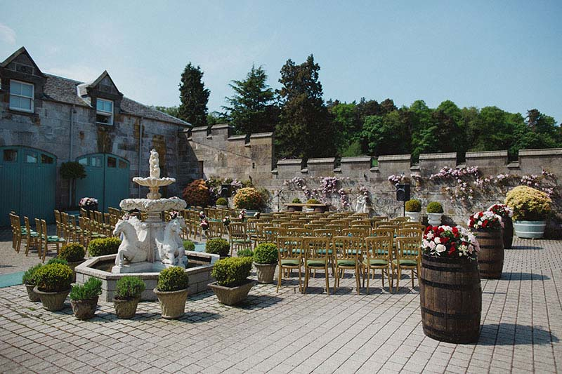 wedding venue scotland