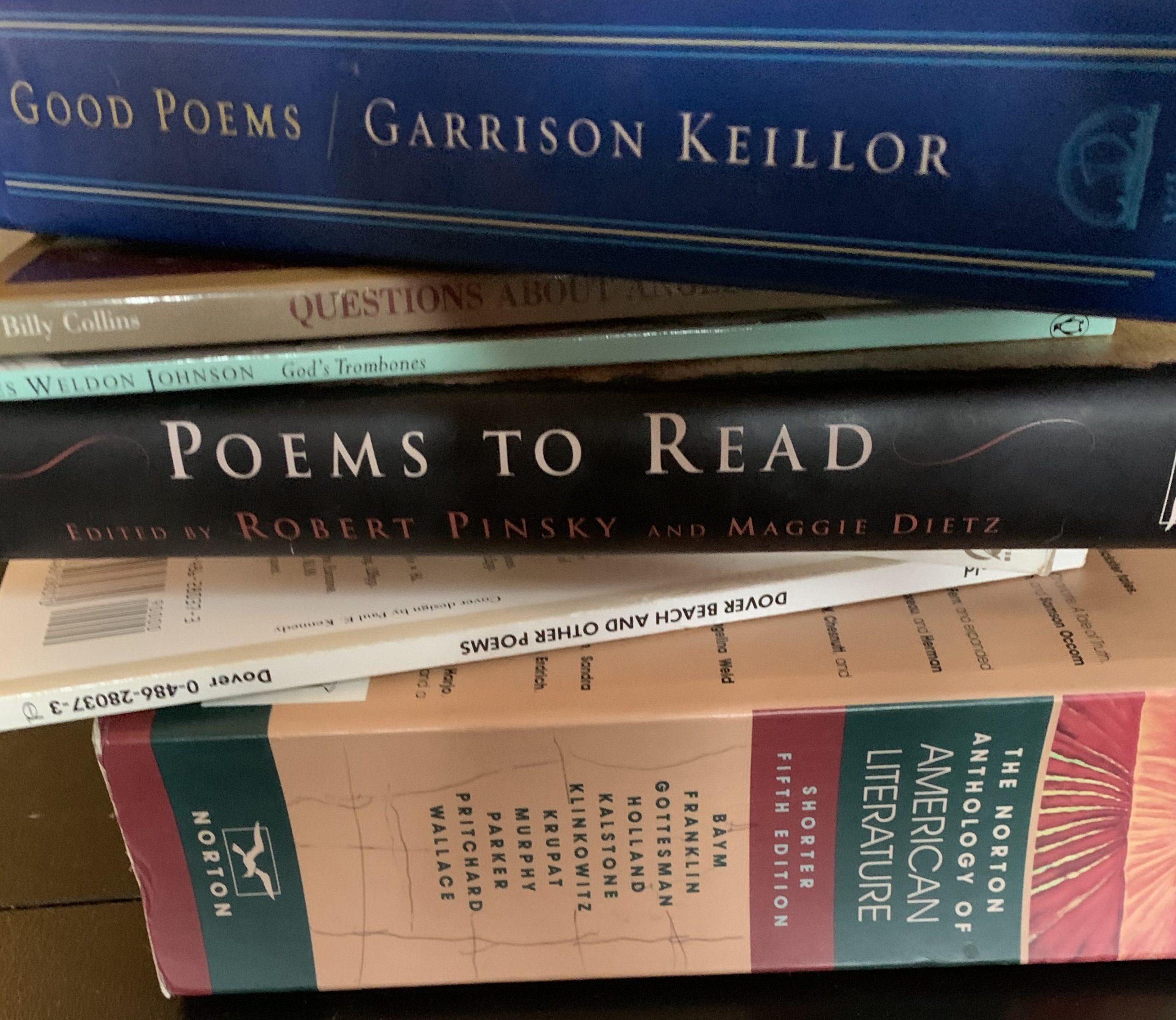 Poetry brooks