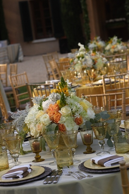 Wedding Color Inspiration Green And Yellow Wedding Weddings By The Color