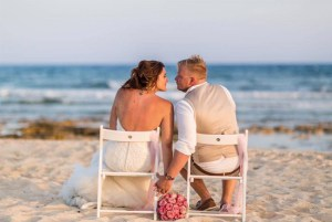 cyprus-couple-sitting-on -beach
