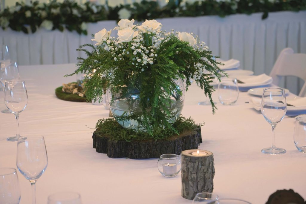 In The Grove Table Styling