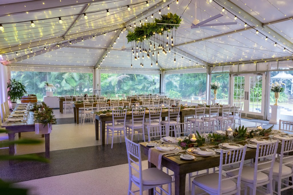 Marquee Styling - In The Grove
