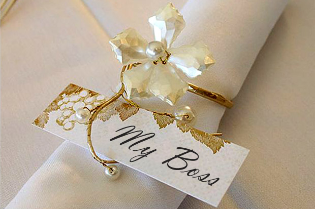 How To Stuff Wedding Invitations In 6