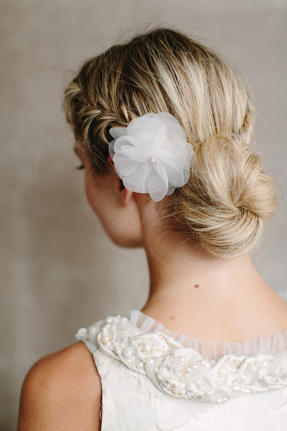 12 Romantic Bridal Up Dos Top Wedding Hairstyles 2014