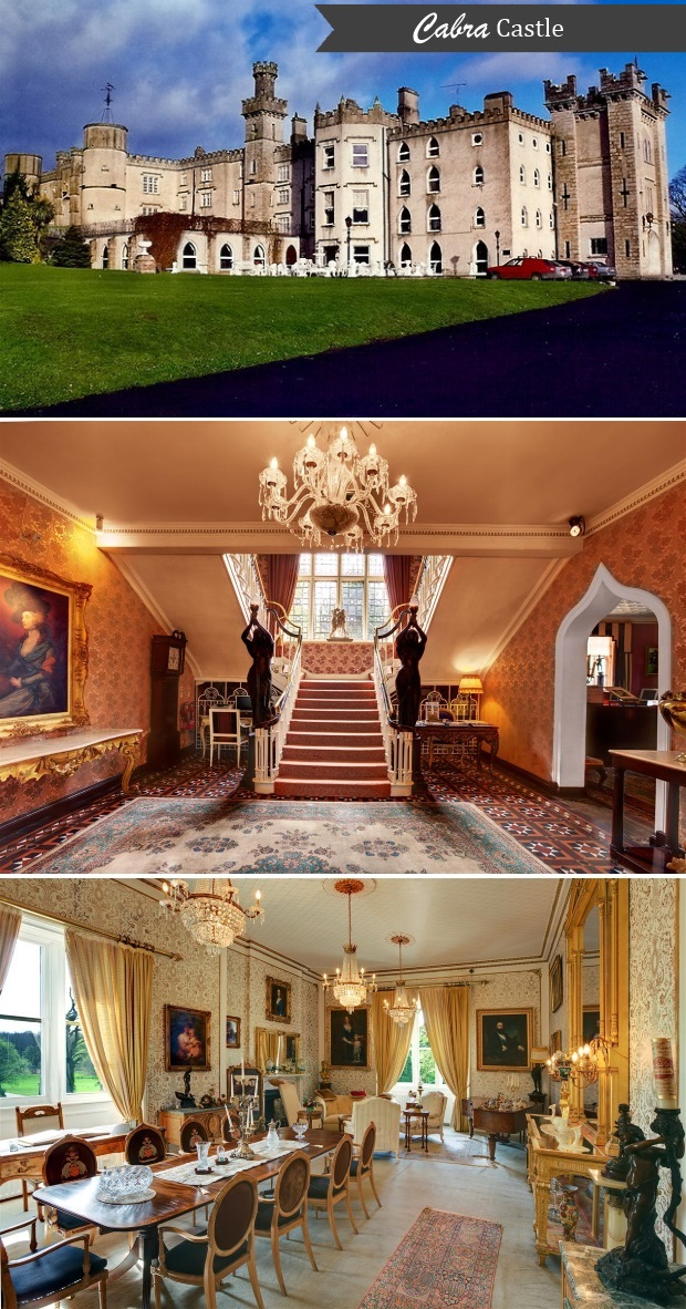 Irish Wedding Venues With The Wow Factor Part 2