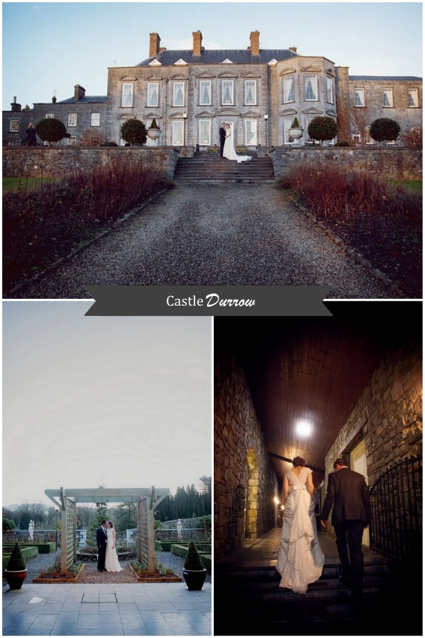 Top Alternative Wedding Venues In Ireland Source Fanningstown Castle