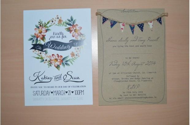 Fl Wedding Invite Invites By Jen