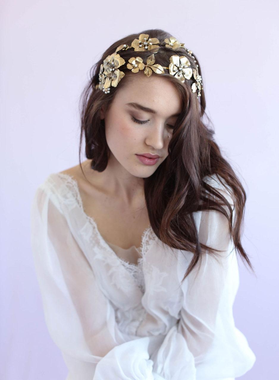 Grecian Bridal Hairstyles