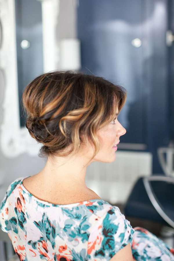 20 Sublime Wedding Hairstyles For Short Haired Brides
