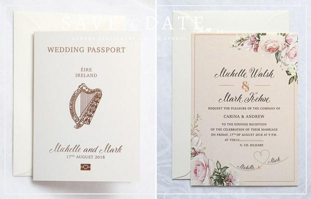 Gorgeous Wedding Invitation Inspo For 2019 S