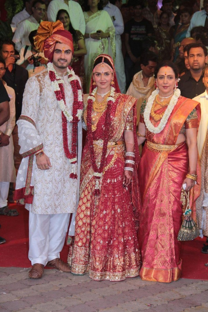 Indian Celebrity Weddings 2012 Indias Wedding Blog
