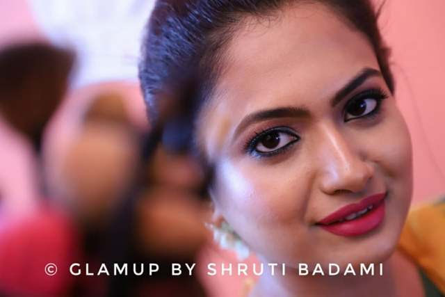 bridal makeup by Shruti Badami