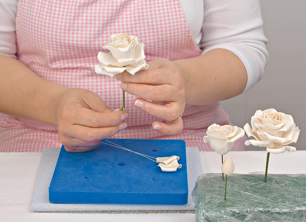 Echte Blumen Das Besondere Etwas Anjas Backbuch