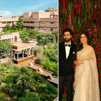 Katrina Kaif to wed beau Vicky Kaushal at a luxurious Rajasthan Resort where room prices are over Rs. 75000 a day!