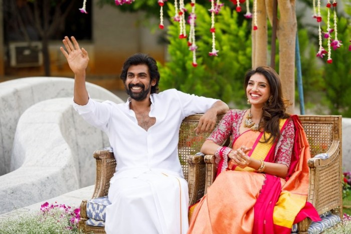 Rana Daggubati and Miheeka Bajaj make it official with a Roka in Hyderabad
