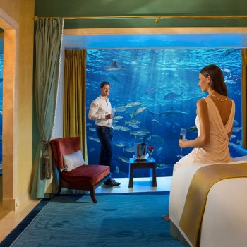 Plan an unforgettable romantic getaway at Atlantis The Palm, Dubai