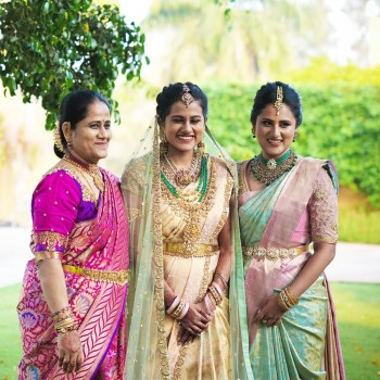 Sister of the Bride: Shweta Ravi