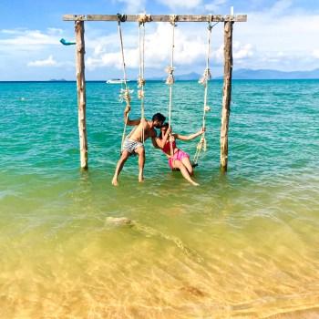 Divya and Prayank, Thailand and Bali