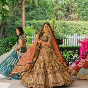 Marwar Couture brings the perfect blend of trendy and traditional to your bridal wardrobe