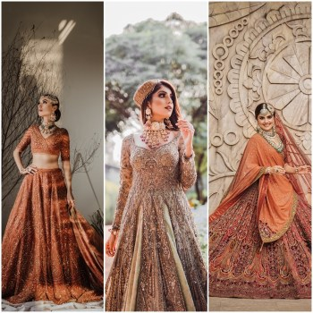 Keep the chills at bay as you tie the knot with these winter wedding outfits from Payal Keyal