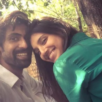 Rana Daggubati of Baahubali fame proposes to his girlfriend Miheeka Bajaj