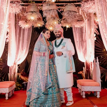 Shikha and Nitin, Gurugram