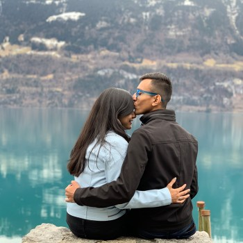 Shikha and Vatsal, Europe