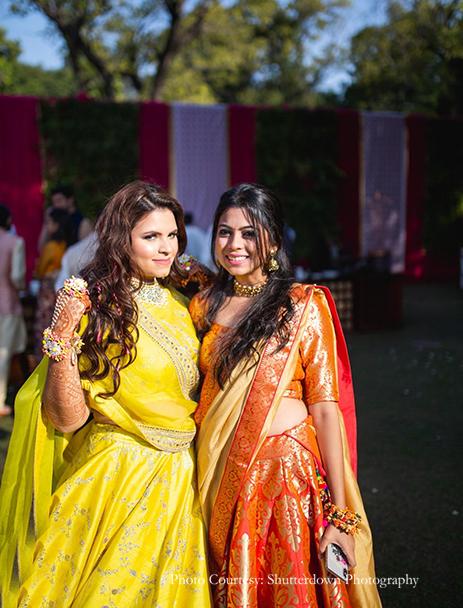 Benarasi Bridesmaid