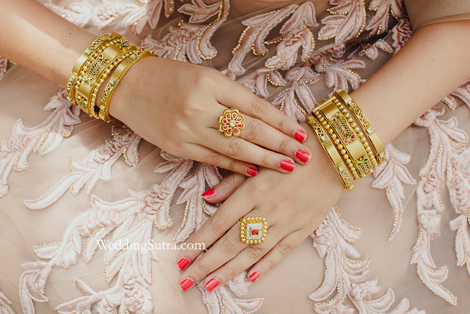 Bridal Diaries with Chheda Jewellers