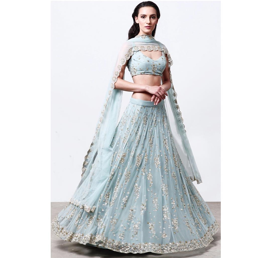 20 Lehengas for a Sensational Sangeet Look
