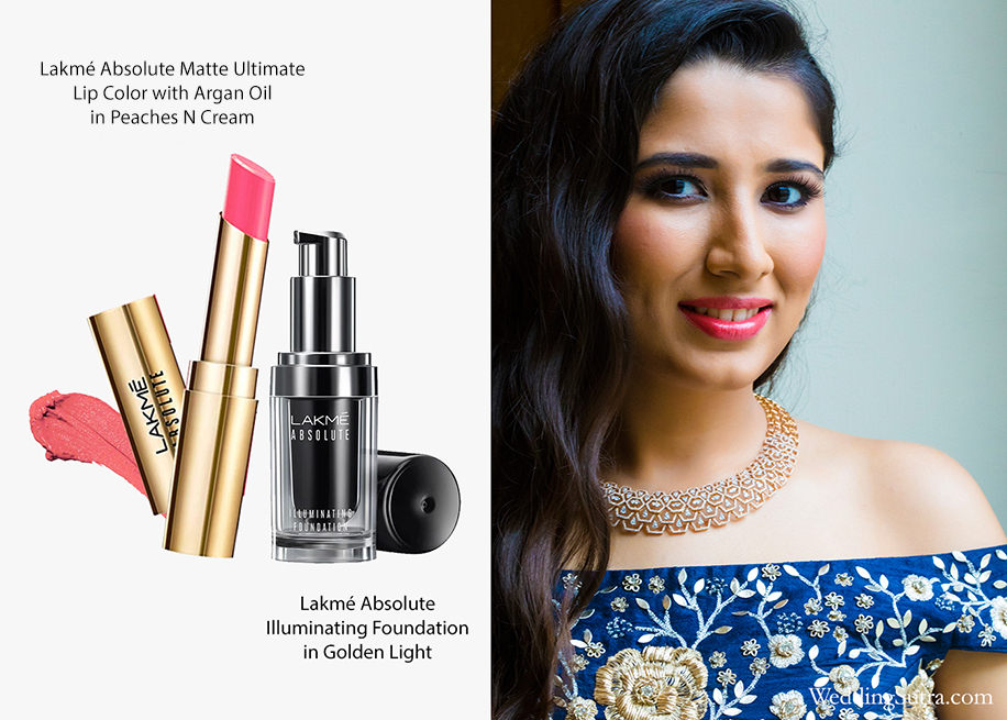 Bridal makeup looks with Lakmé Absolute