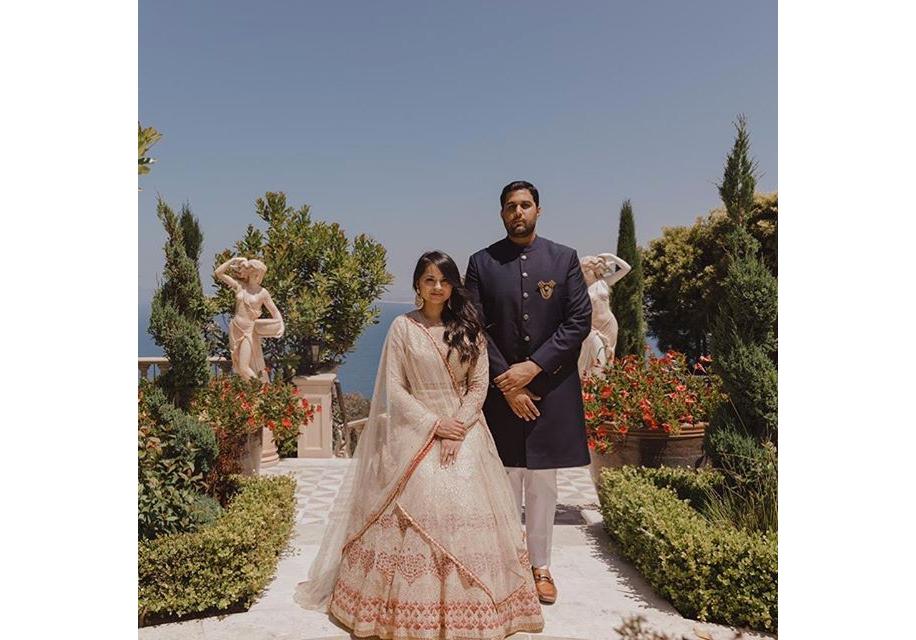 Tarun Tahiliani's Bridal Lehenga Collection