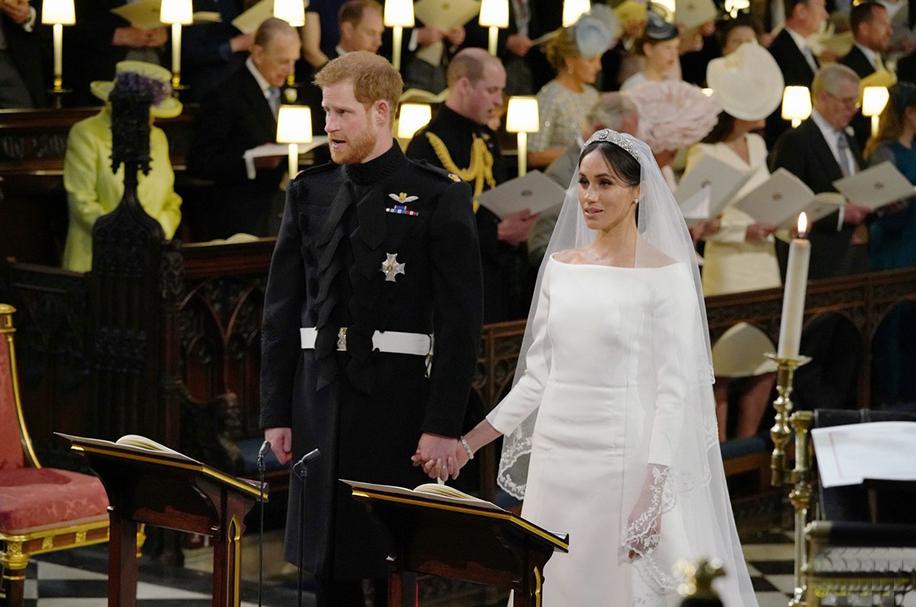 Prince Harry and Meghan Markle's Wedding