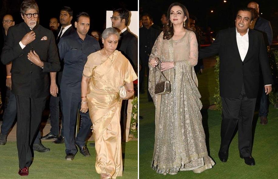 Trishya Screwvala and Suhail Chandhok