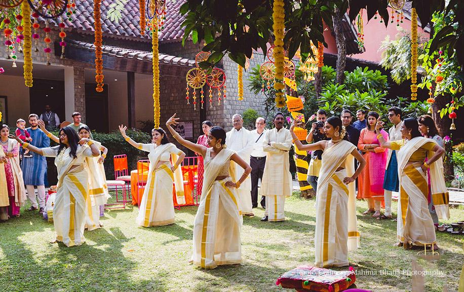 Haldi Dance