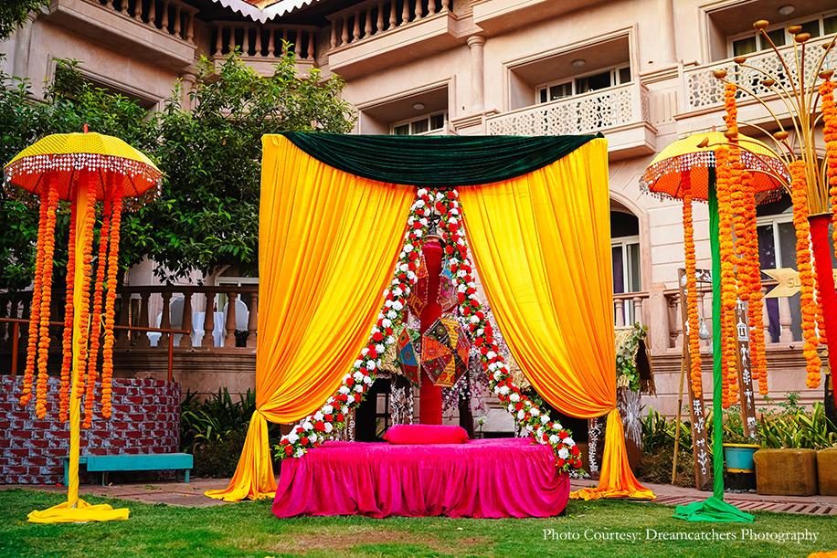 Anjali and Nimit, Evershine Keys Prima Resort, Mahabaleshwar
